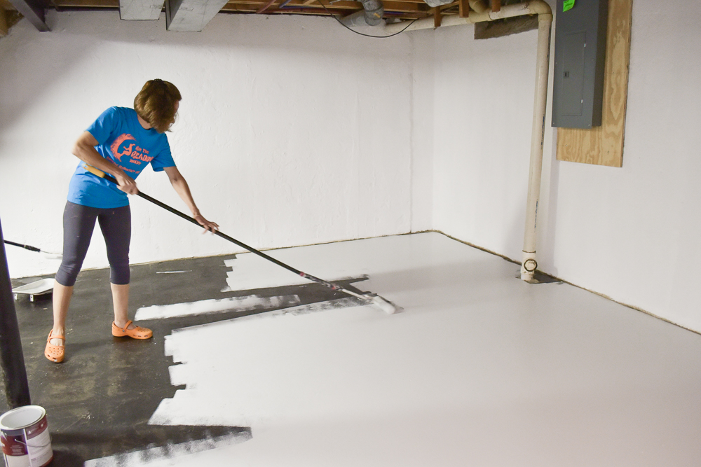 Unfinished Basement Ideas That Sold Our House The Weathered Fox