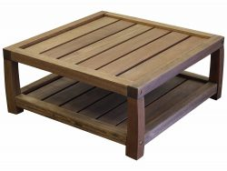Patio Square Coffee Table
