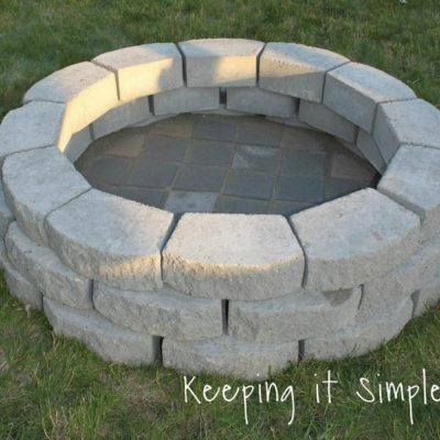 Fire Pit DIY Ideas Anyone Can Make