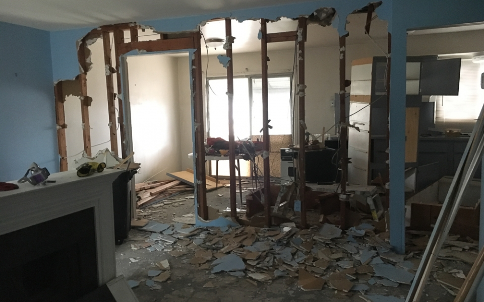 How to remove a load bearing wall-1