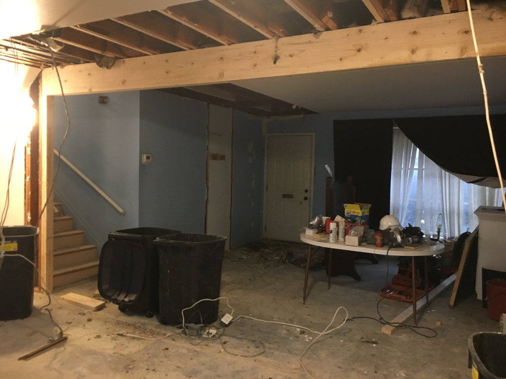 How To Remove A Load Bearing Wall 25 The Weathered Fox