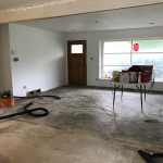 Trilevel Turd Update, and How to Remove a Load Bearing Wall