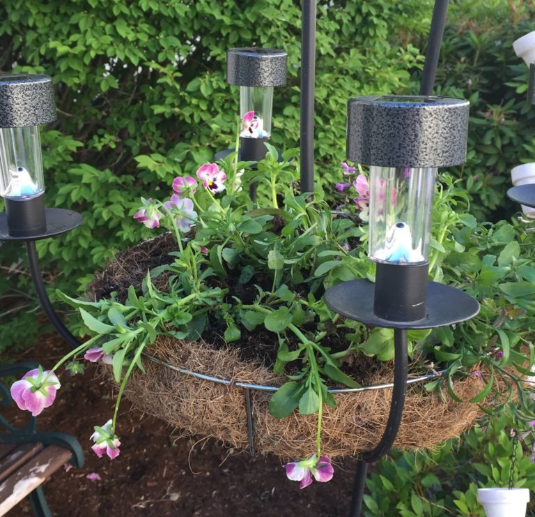 These 10 creative outdoor lighting ideas are sure to spark some inspiration into lighting up your own patio or deck! www.theweatheredfox.net