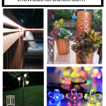 Outdoor Lighting Ideas To Add To Your Space