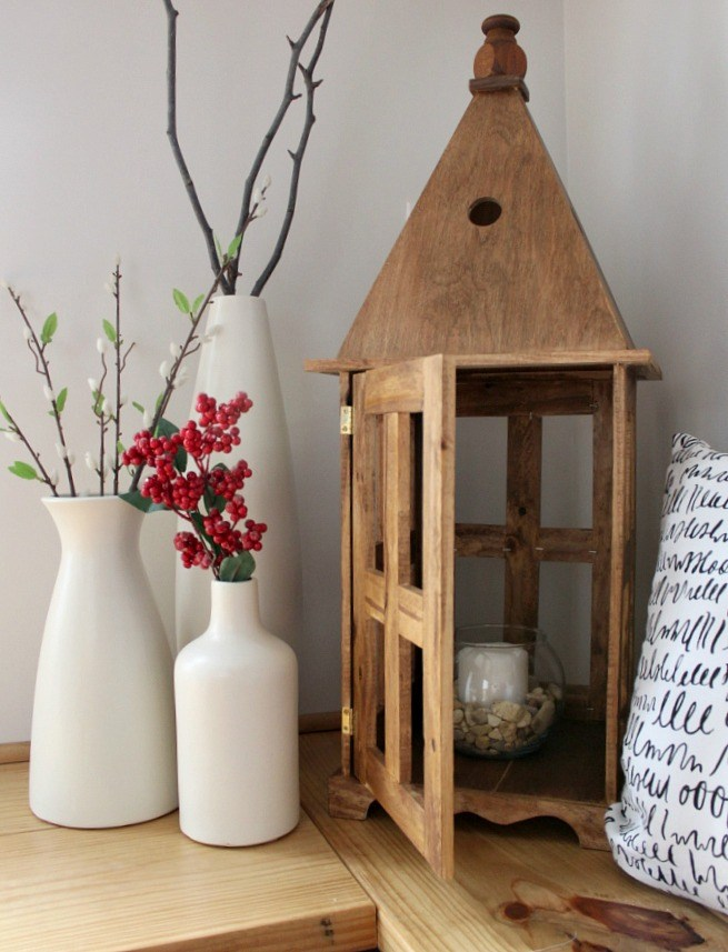 DIY Wooden Lantern by Woodshop Diaries