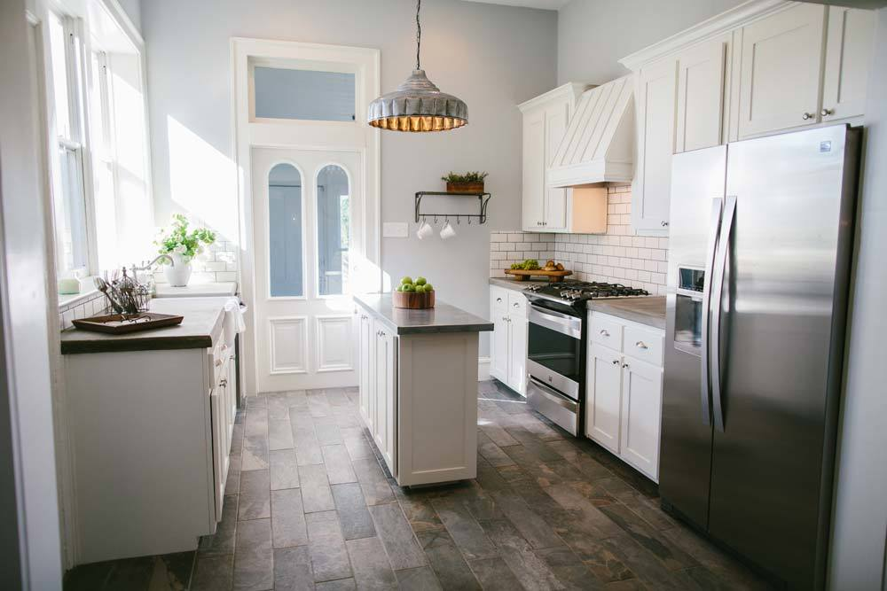 Fixer Upper Season 1 Episode 12 Kitchen The Weathered Fox