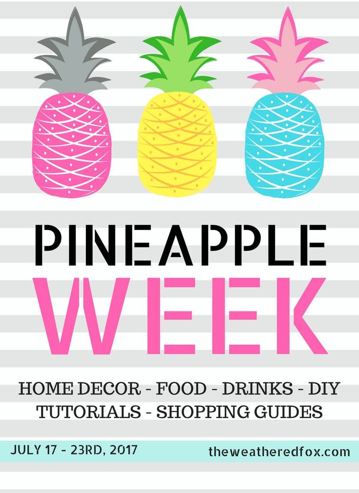 Amazing Pineapple Tutorials You Can Make At Home