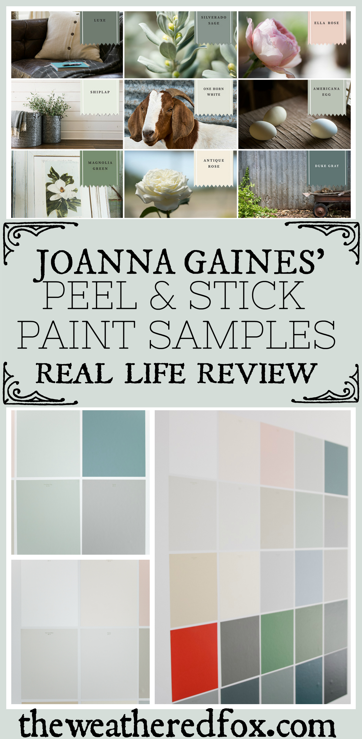fixer upper paint colors: magnolia home paint color matched