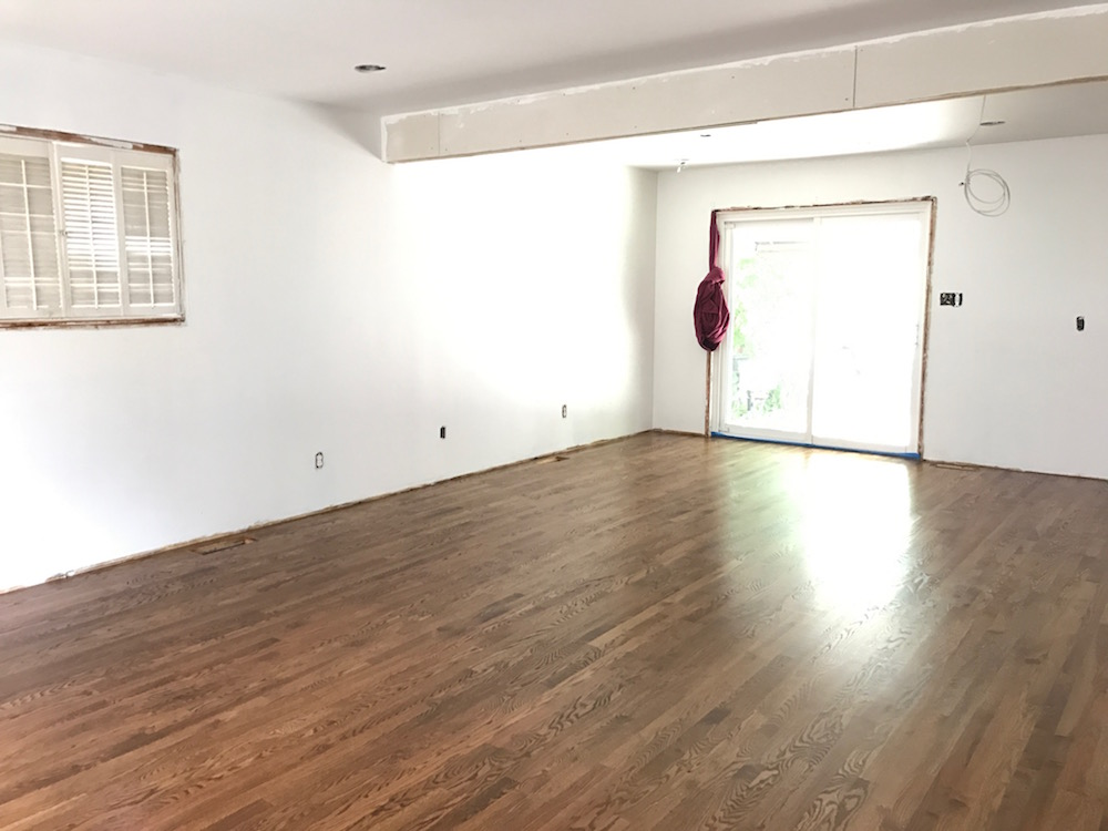 Besides, With The Brand New Precious Hardwood Floors, I Donu0027t Want To Spend  Too Much Time Painting. More Time Painting Makes For More Opportunities For  ...