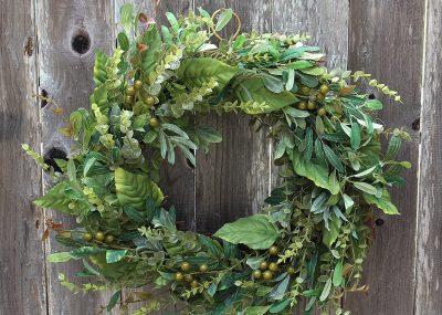 winterbury green fall wreath