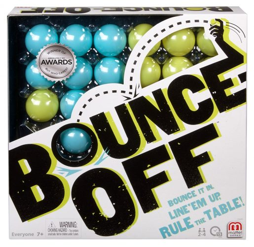 Bounce off party game