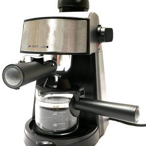 Steam espresso and cappuccino maker