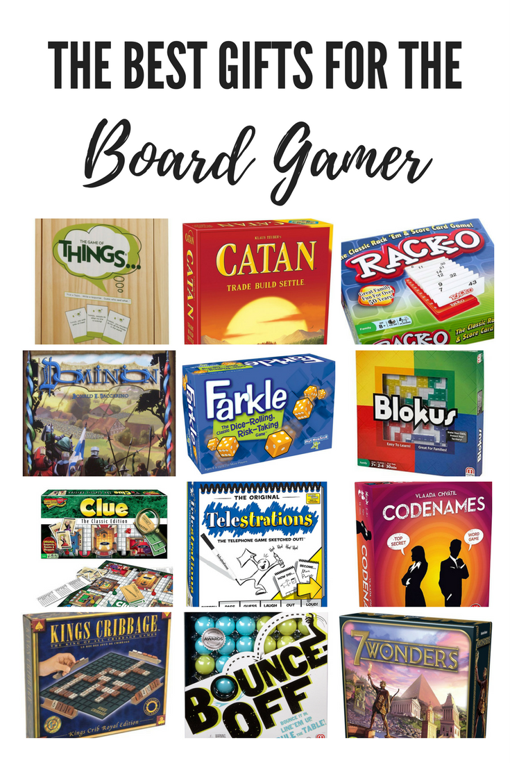The best board games. Christmas gift ideas. Party games. Strategy games.