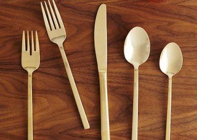 gold-flatware-sets-westelm