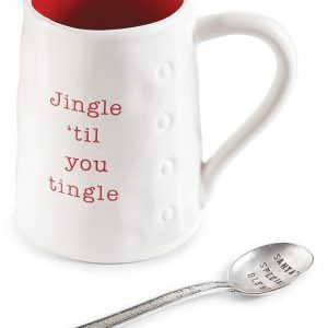 jingle till you tingle coffee mug
