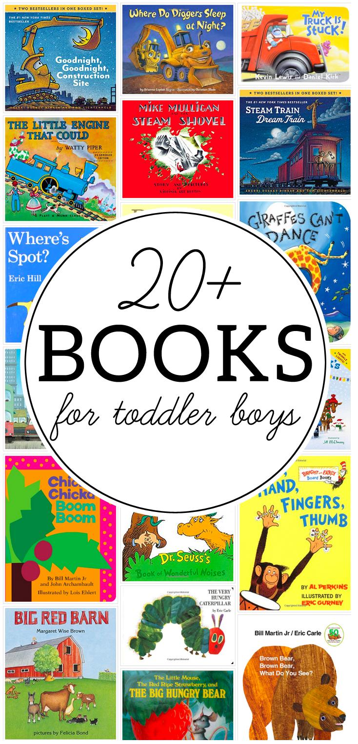 20+ Books For Toddler Boys, Best Books for Toddler Boys, Best Books for Toddler, Toddler Books, Books for Babies, Books for Boys, Books for two year old, Books for one year old, Books for three year old