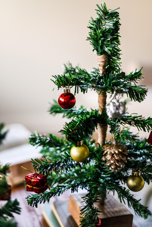 Small Table Top Christmas Trees