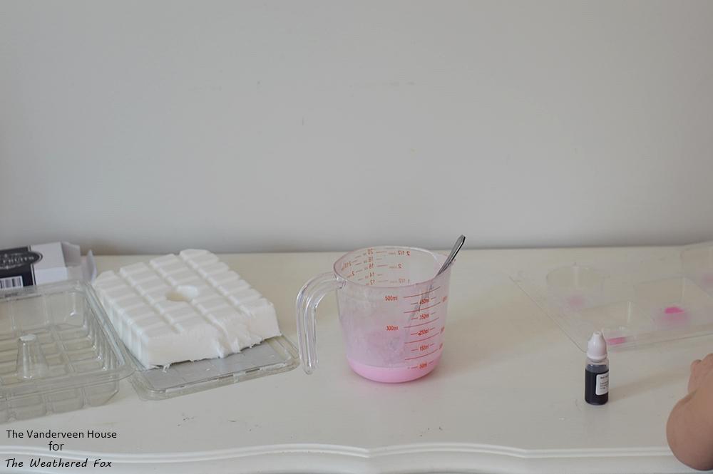 soap making diy for beginners