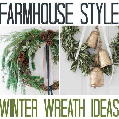 15 Winter Wreath Ideas to Decorate Your Home