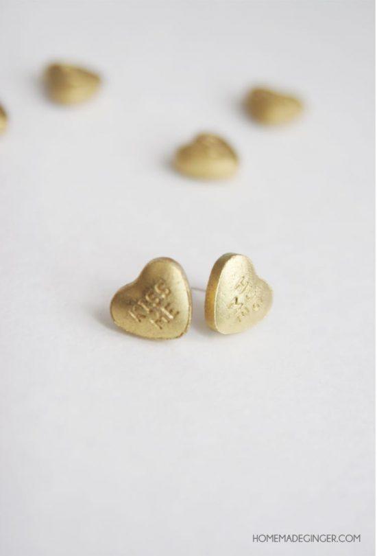 Handmade Valentines Craft