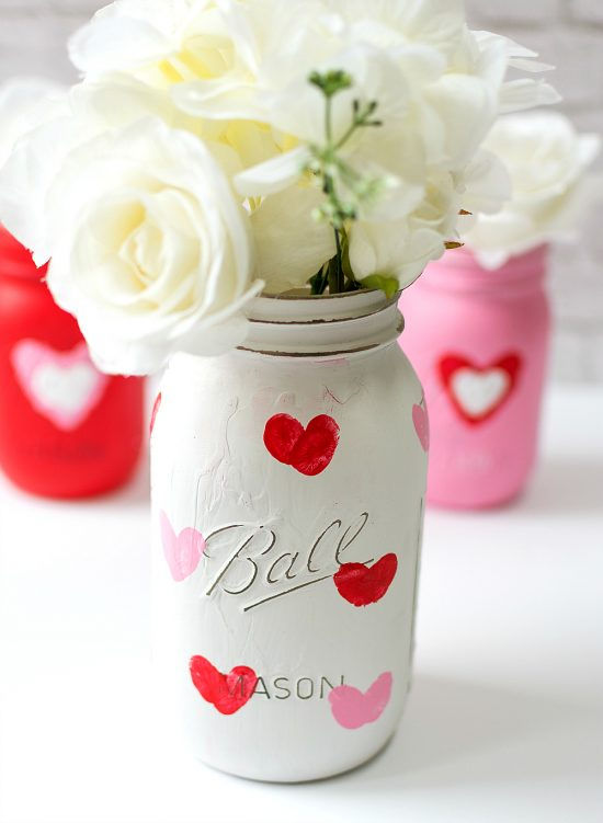 Handmade Valentines Craft