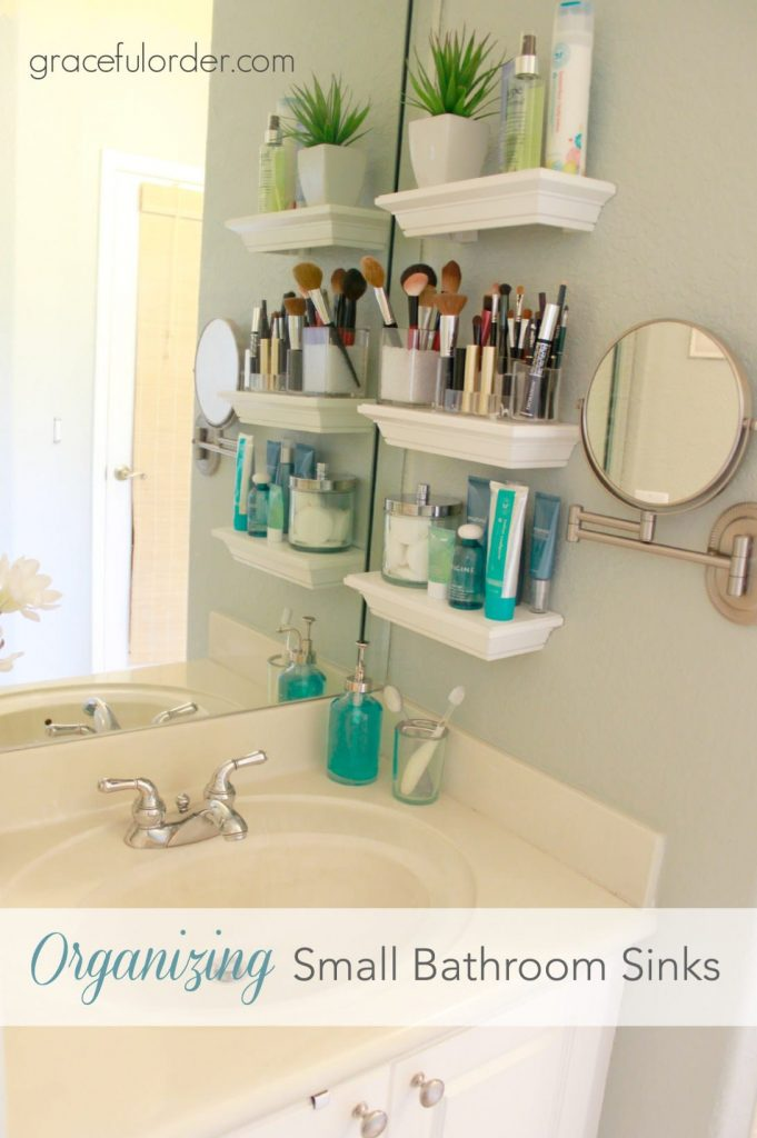 Bathroom Organization Ideas - The Weathered Fox on bathroom decorating ideas, small bathroom budget ideas, small contemporary bathroom ideas, small bathroom ceiling ideas, small bathroom under sink storage, small bathroom kitchen, bathroom shelves over toilet ideas, small bathroom space saving ideas, small bathroom lighting, small black and white bathroom ideas, small bathroom arrangement ideas, small bathroom theme ideas, small bathroom creative ideas, small bathroom accent wall ideas, small fabric ideas, small bathroom curtain ideas, small bathroom remodeling ideas, small bathroom colors, small bathroom home decor, small bathroom art ideas,