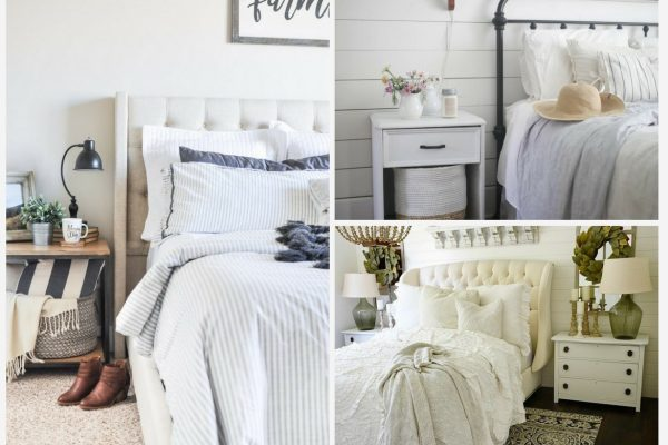 Farmhouse Bedroom Ideas that anyone can replicate