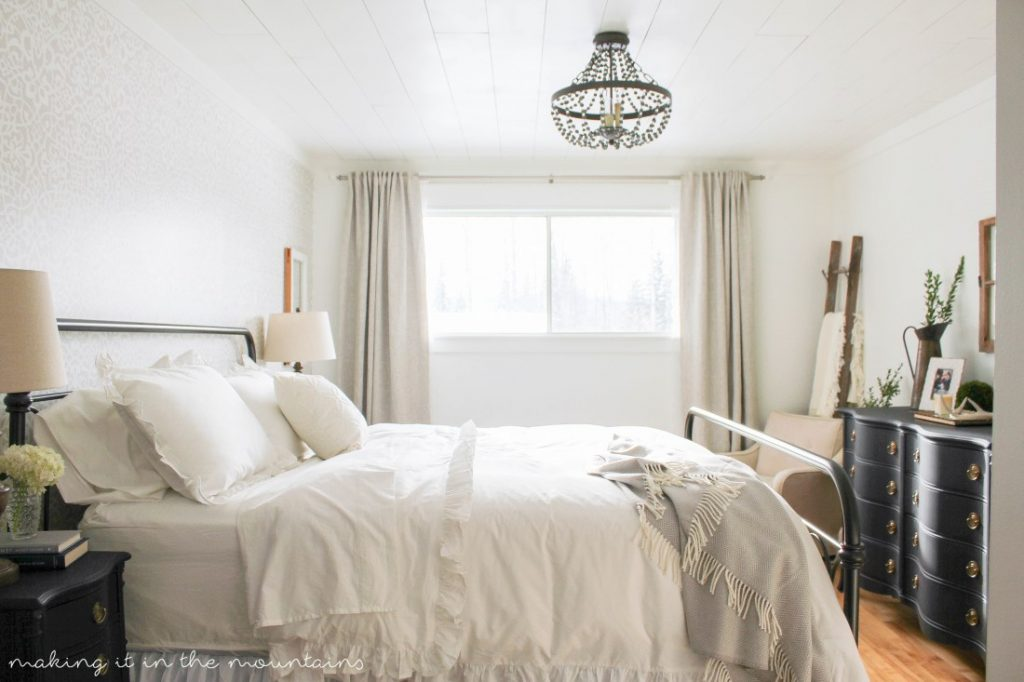 15 Farmhouse Bedroom Ideas Anyone Can Replicate The Weathered Fox