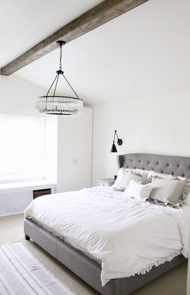 15+ Farmhouse Bedroom Ideas Anyone Can Replicate - The Weathered Fox