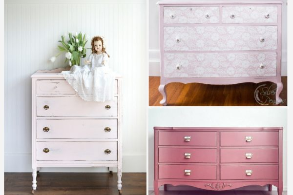 Pink Furniture Makeovers Every Furniture Lover Must See