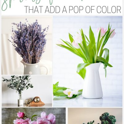 The Best Faux Farmhouse Plants for Spring Decorating