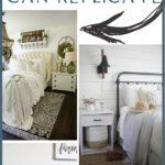 15+ Farmhouse Bedroom Ideas Anyone Can Replicate
