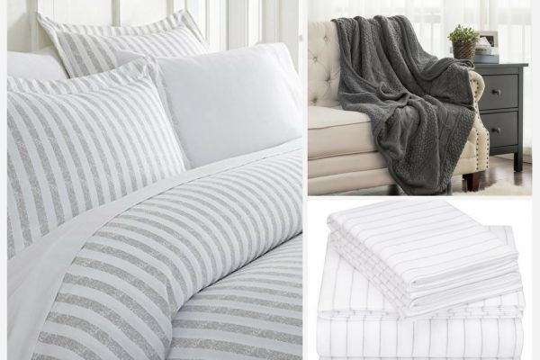 create the perfect farmhouse bed in 6 simple steps