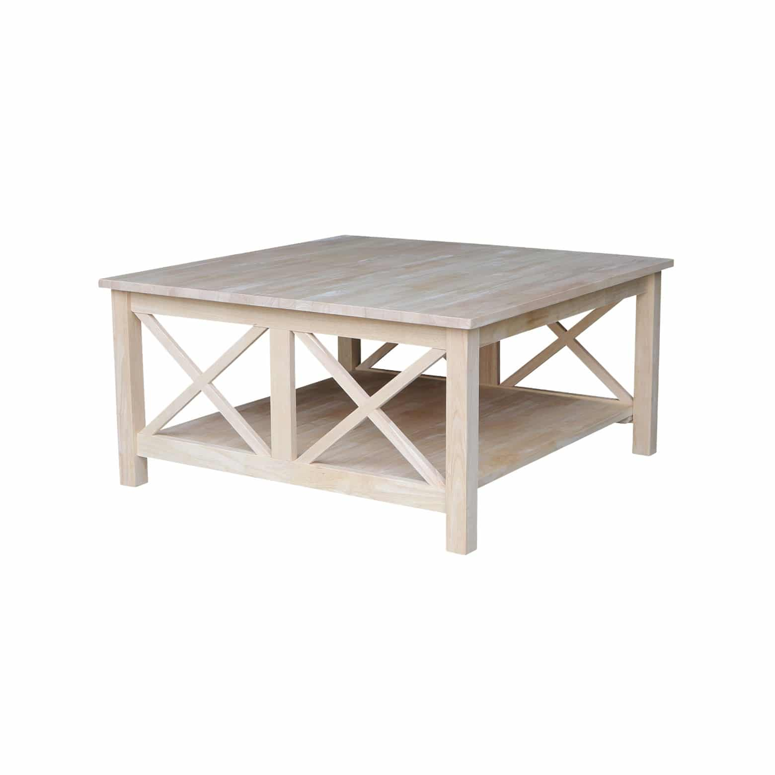 Seriously gorgeous farmhouse coffee tables you can buy for Modern farmhouse coffee table
