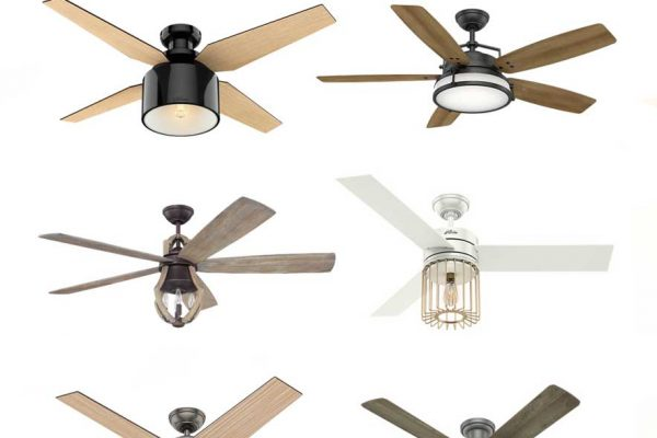 Farmhouse Style Ceiling Fans