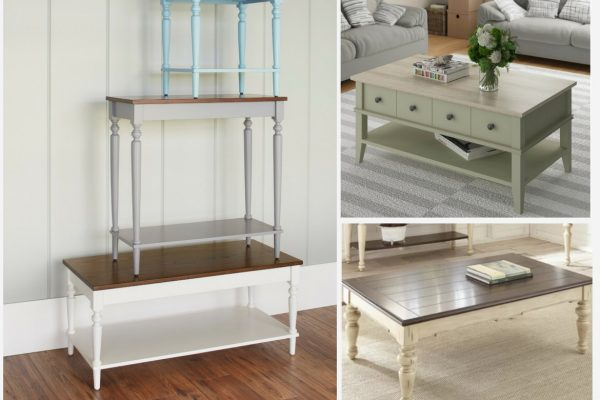 seriously gorgeous gorgeous farmhouse coffee tables you can buy online