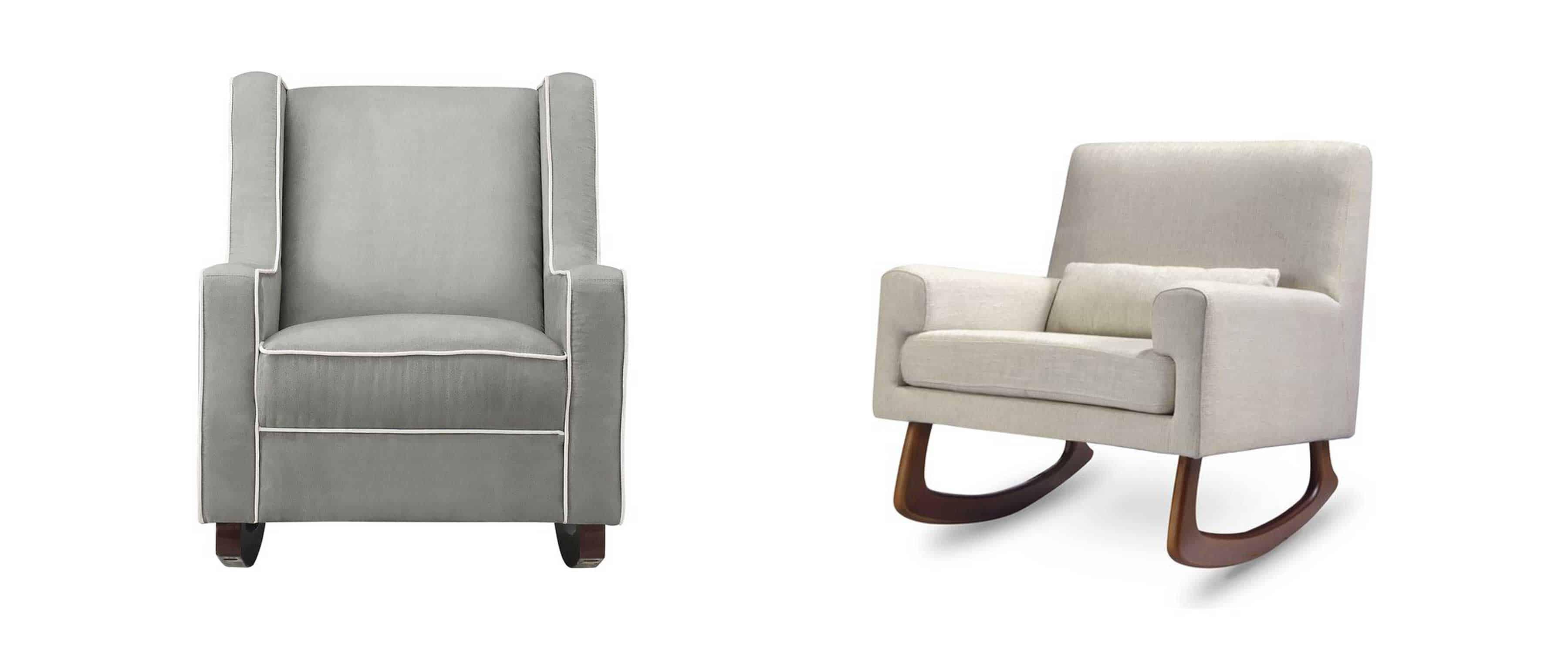 Modern Nursery Rocking Chairs